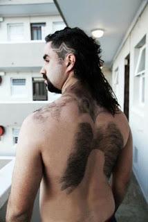 Las peores depilaciones masculinas - Angel