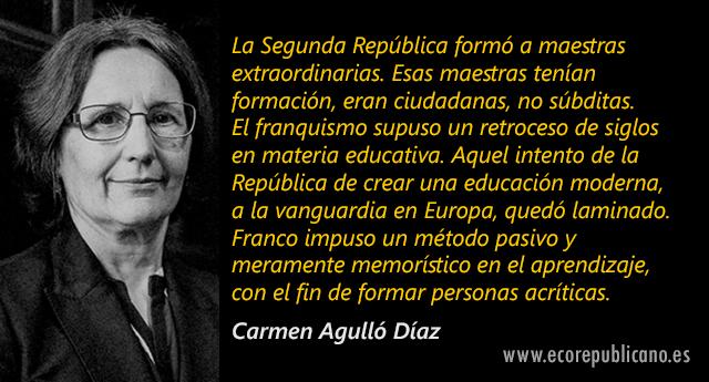 Carmen Agulló Díaz