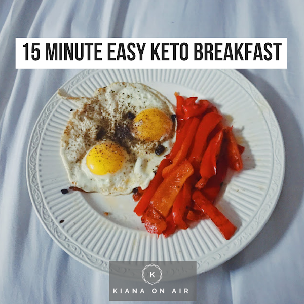 Savory & Satisfying Keto Breakfast!