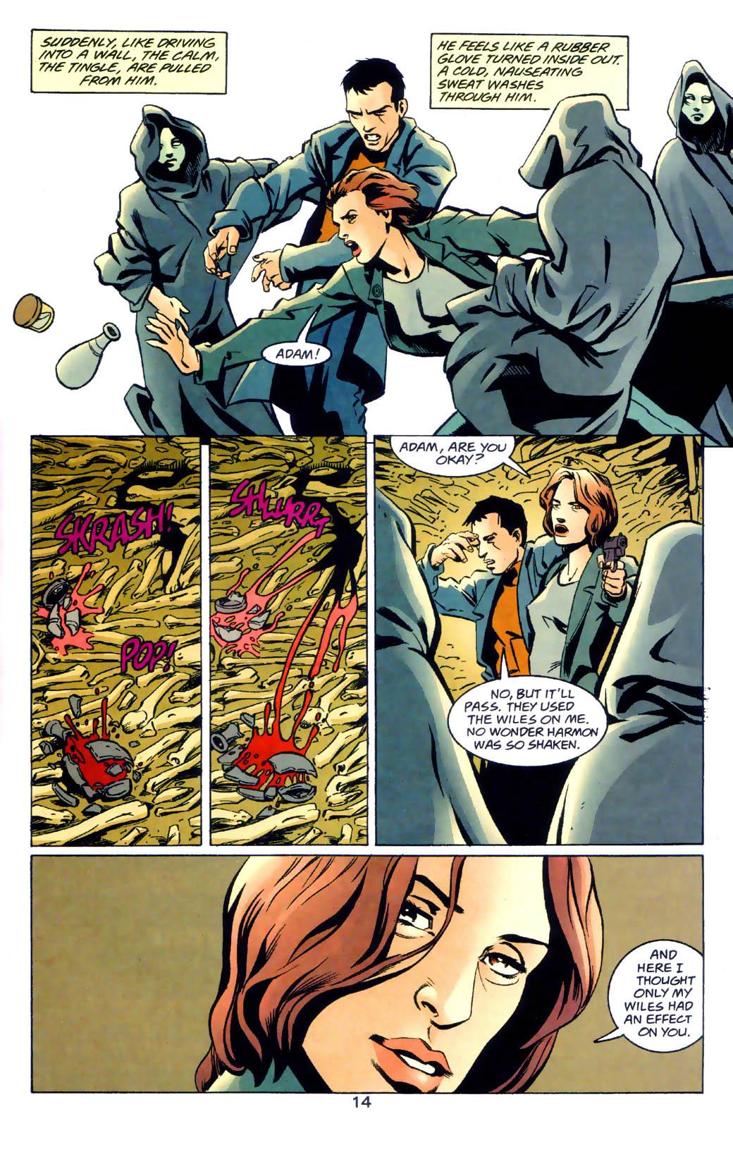 Read online Midnight, Mass comic -  Issue #5 - 15