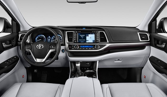 2017 Toyota Highlander Changes