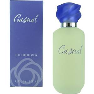 Paul Sebastian Fine Casual Parfum Spray for Women, 4.0 Fluid Ounce