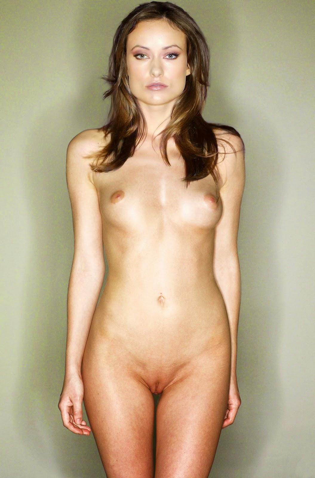 Olivia Wilde Naked In Hotel Third Person