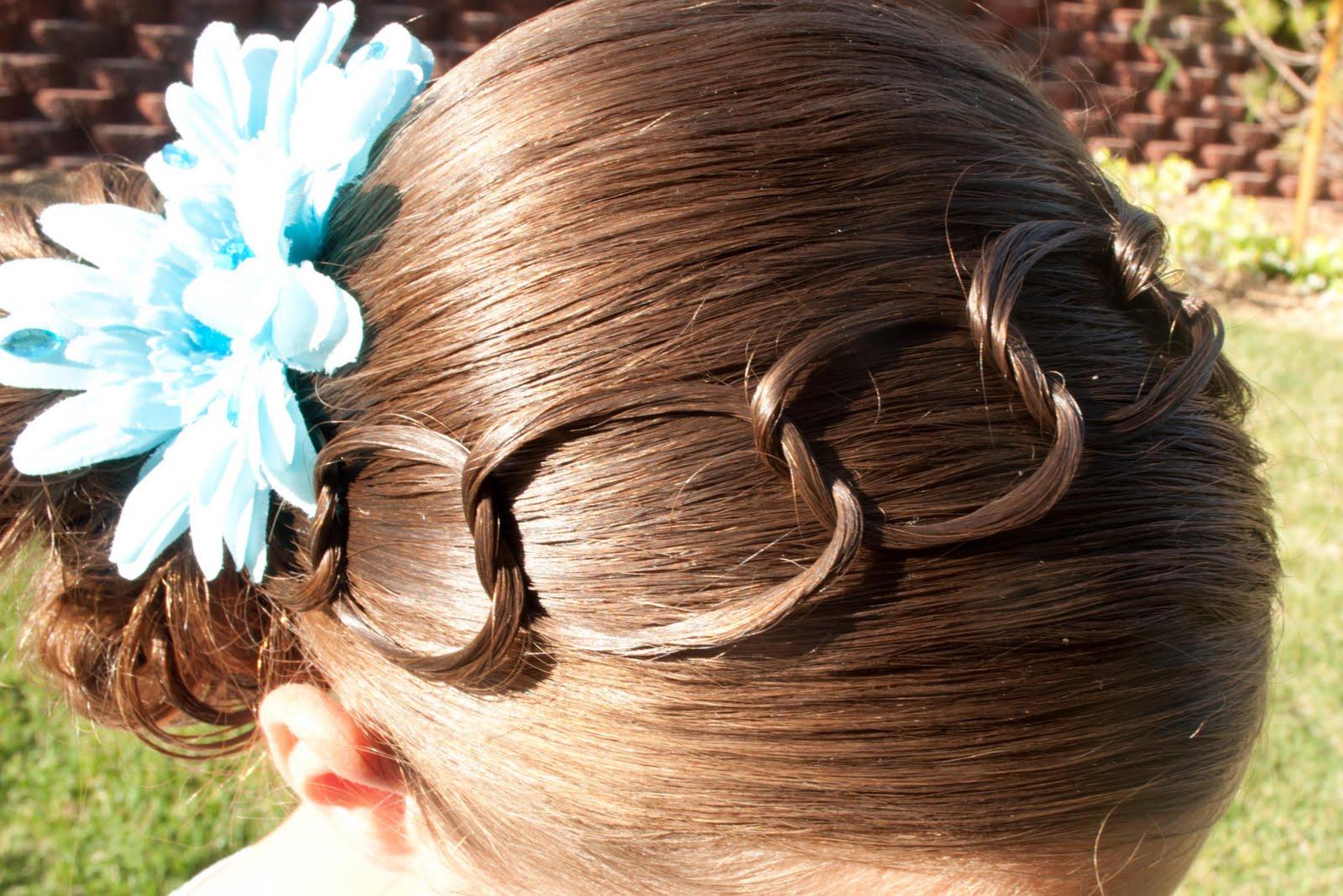 princess piggies: link-o cinco de mayo hair