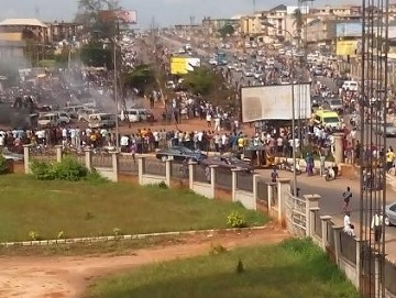 Onitsha in Anambra state, Eastern Nigeria, is the most polluted city in the world.