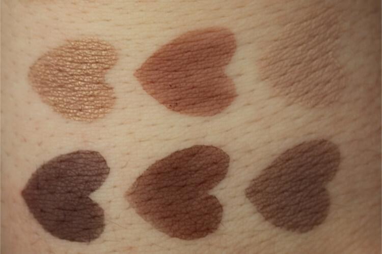 Zoeva Smokey Eyeshadow Palette