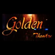 Logo Bioskop Golden Theater