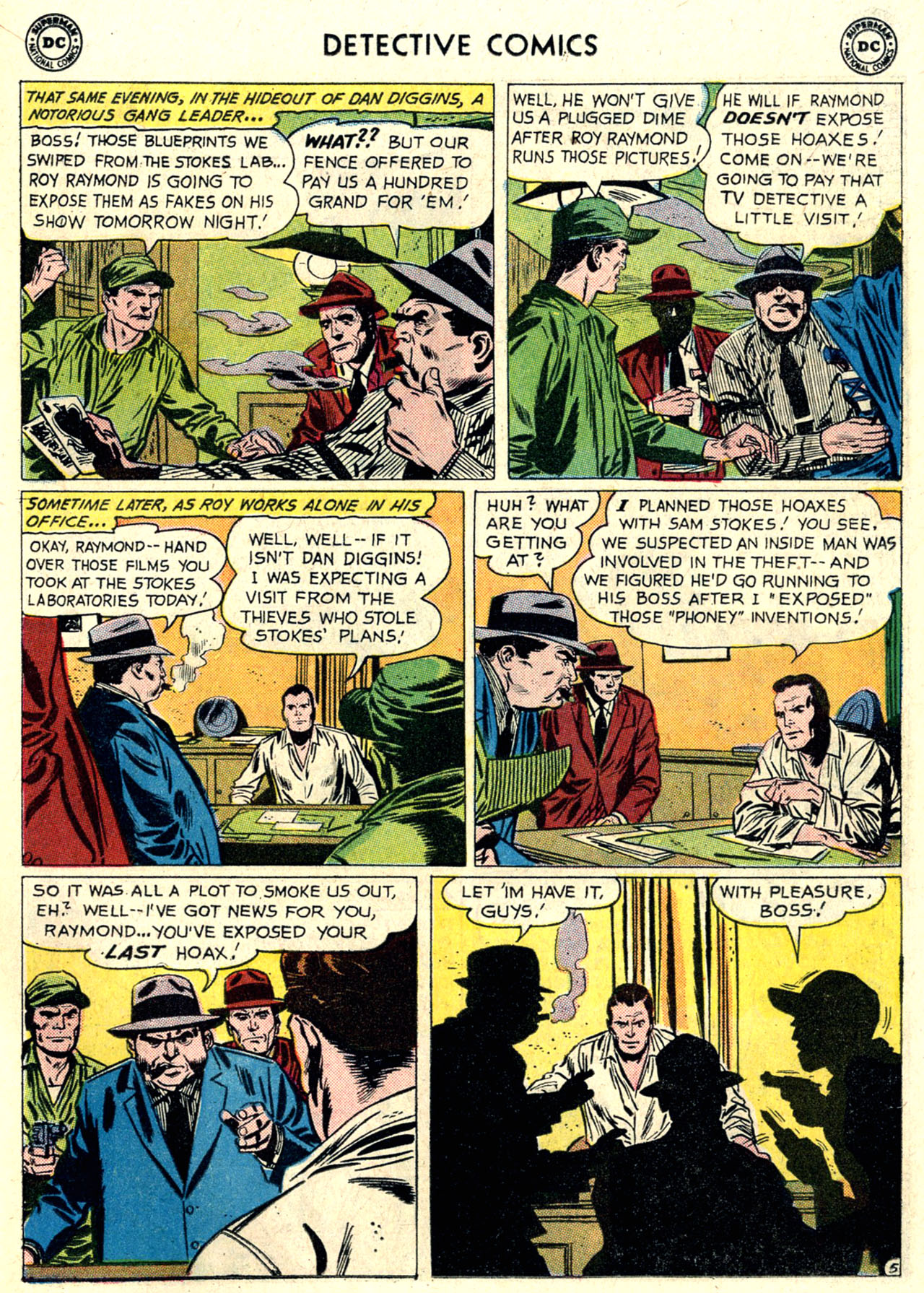 Detective Comics (1937) 291 Page 30