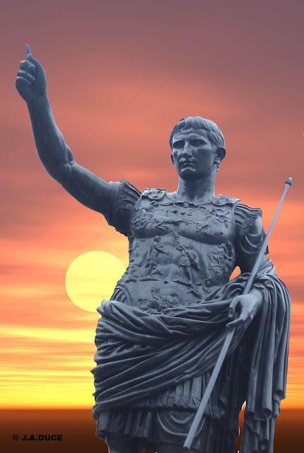 Octaviano y el sistema imperial en Roma