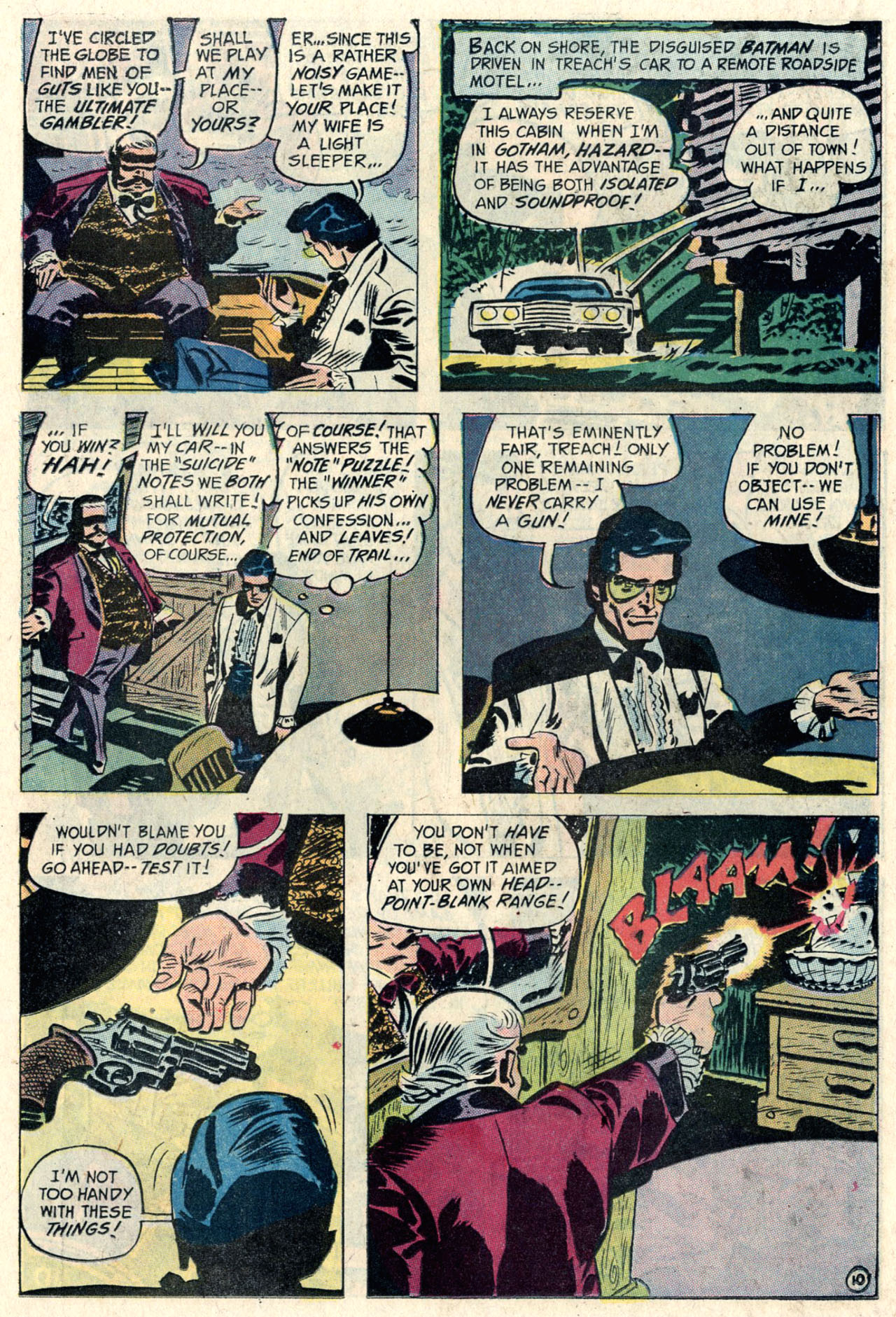 Detective Comics (1937) 426 Page 13