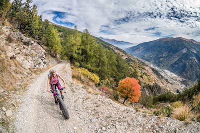 Biketouren zum nachfahren