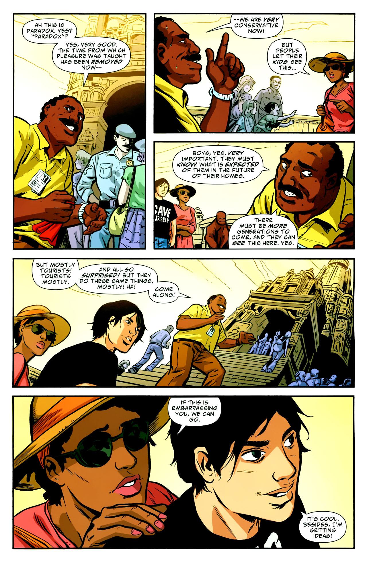 Read online American Virgin comic -  Issue #18 - 4