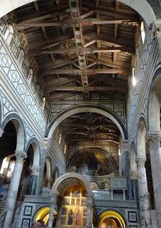 Florencia, Iglesia de San Miniato.
