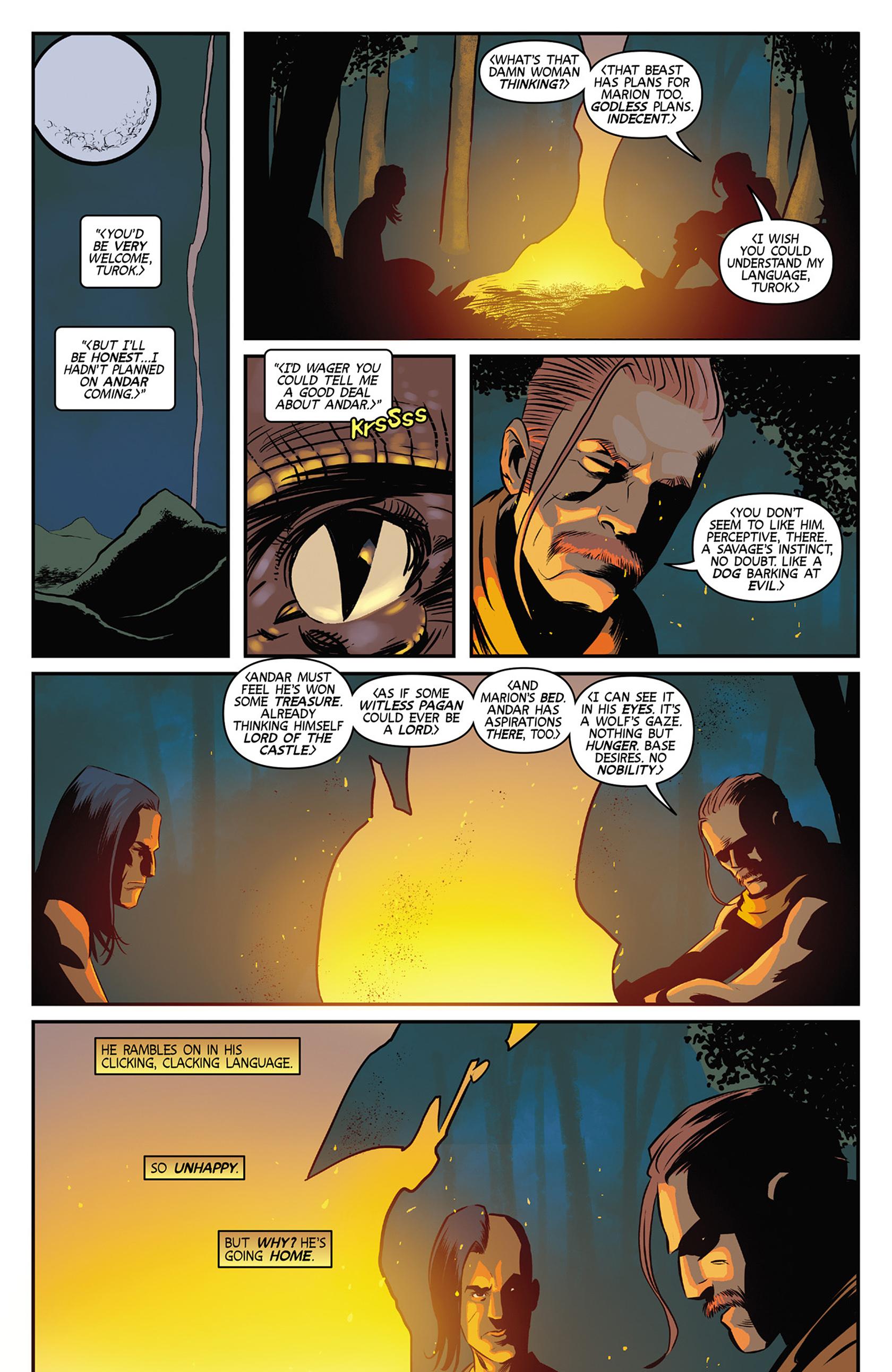 Read online Turok: Dinosaur Hunter (2014) comic -  Issue #9 - 11