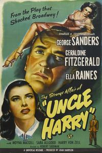 Watch The Strange Affair of Uncle Harry Online Free in HD