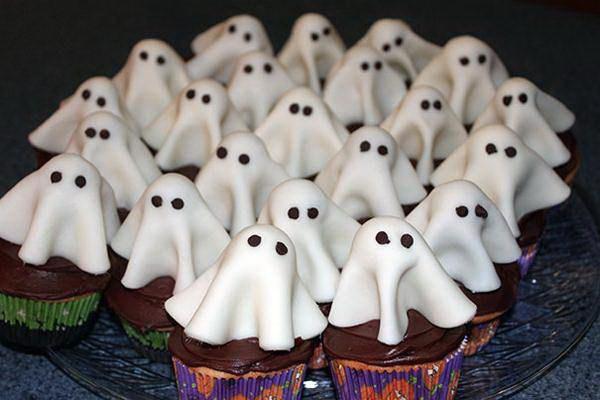 Cách làm bánh linh hồn đón Halloween