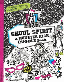 MH Ghoul Spirit: A Monster High Doodle Book Media