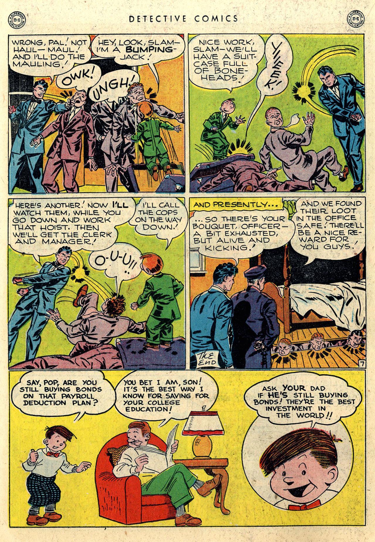 Read online Detective Comics (1937) comic -  Issue #112 - 30