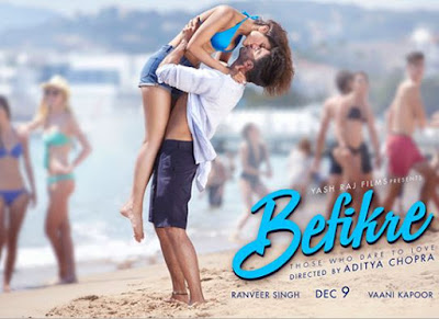 Befikre Movie Images, Pictures & HD Wallpaper, Ranveer Singh & Vaani Kapoor Looks and Images in Befikre Movie