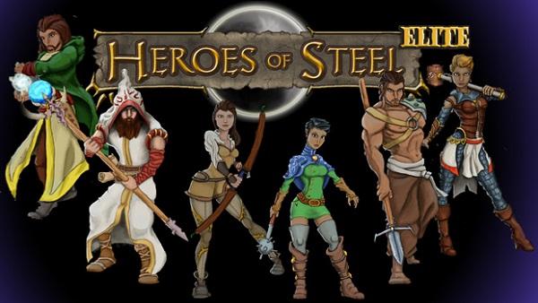 Download Heroes of Steel RPG Elite Android Apk Game