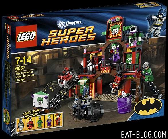 BAT - BLOG : BATMAN TOYS and COLLECTIBLES: New LEGO BATMAN ...