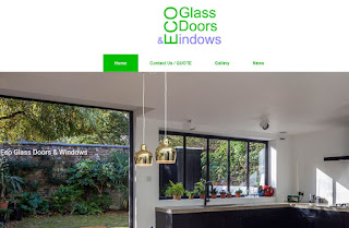 eco slim glass doors