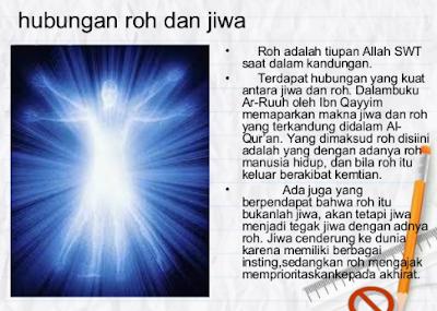 Hakikat Ruh dan Jiwa