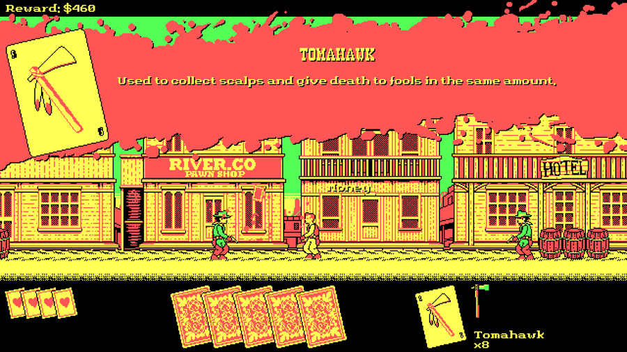 Indie Retro News: Dead Man Shooting - A Retro Side Scrolling