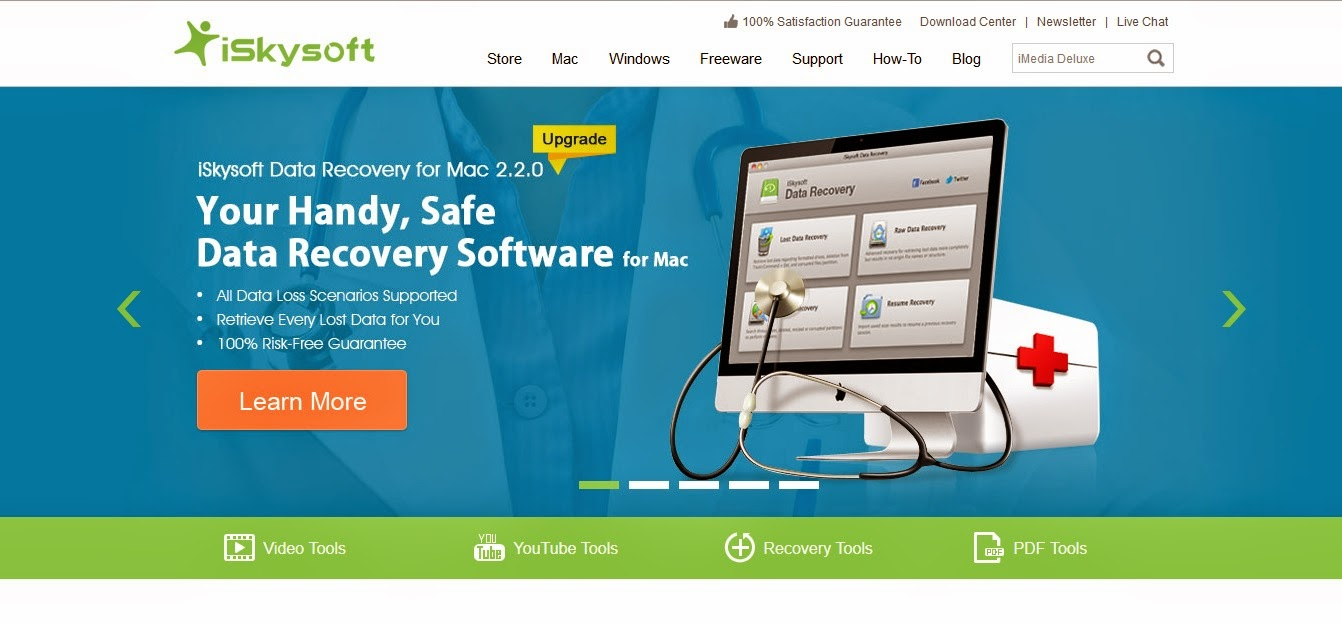 How to Recover Data From Mac/PC, Windows, iPhone With iSkysoft : eAskme.com