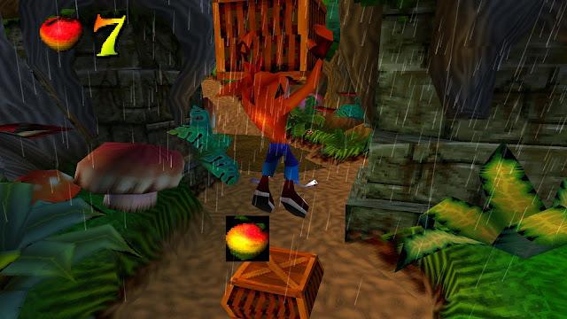 Crash Bandicoot 2: Cortex Strikes Back - Captura 4