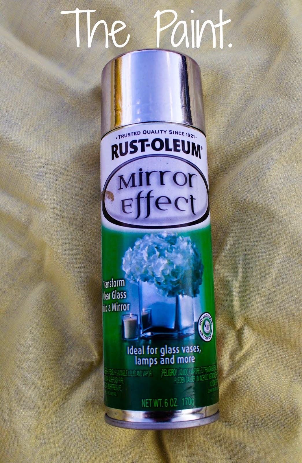 Spray Paint Plexiglass