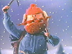 Yukon Cornelius in Rudolph the Red-Nosed Reindeer 1964 animatedfilmreviews.filminspector.com