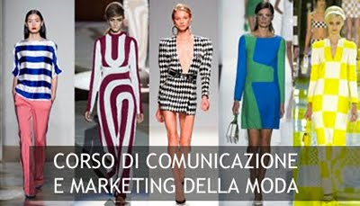 CORSI DI FASHION MARKETING