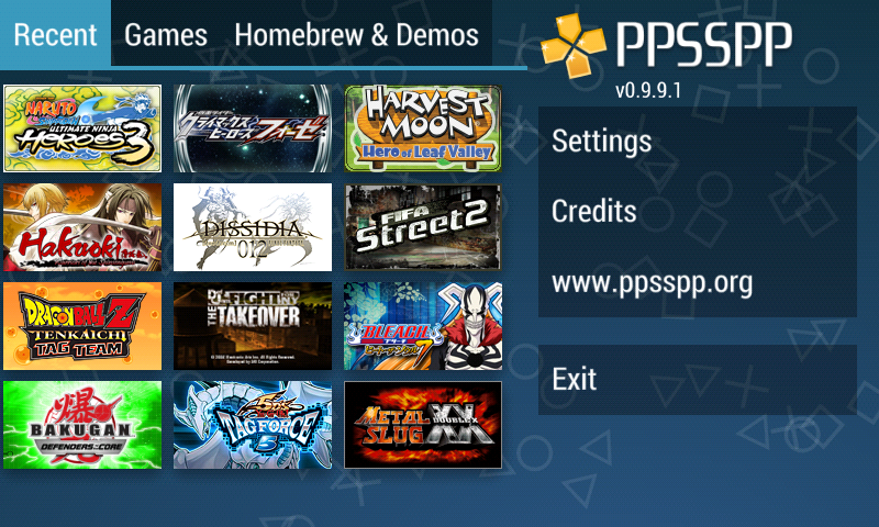 download ppsspp apk android terbaru