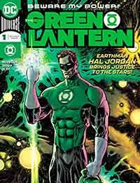 Read The Green Lantern comic online