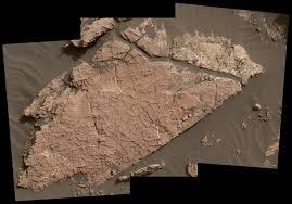 El CURIOSITY encontró nueva evidencia de agua en Marte