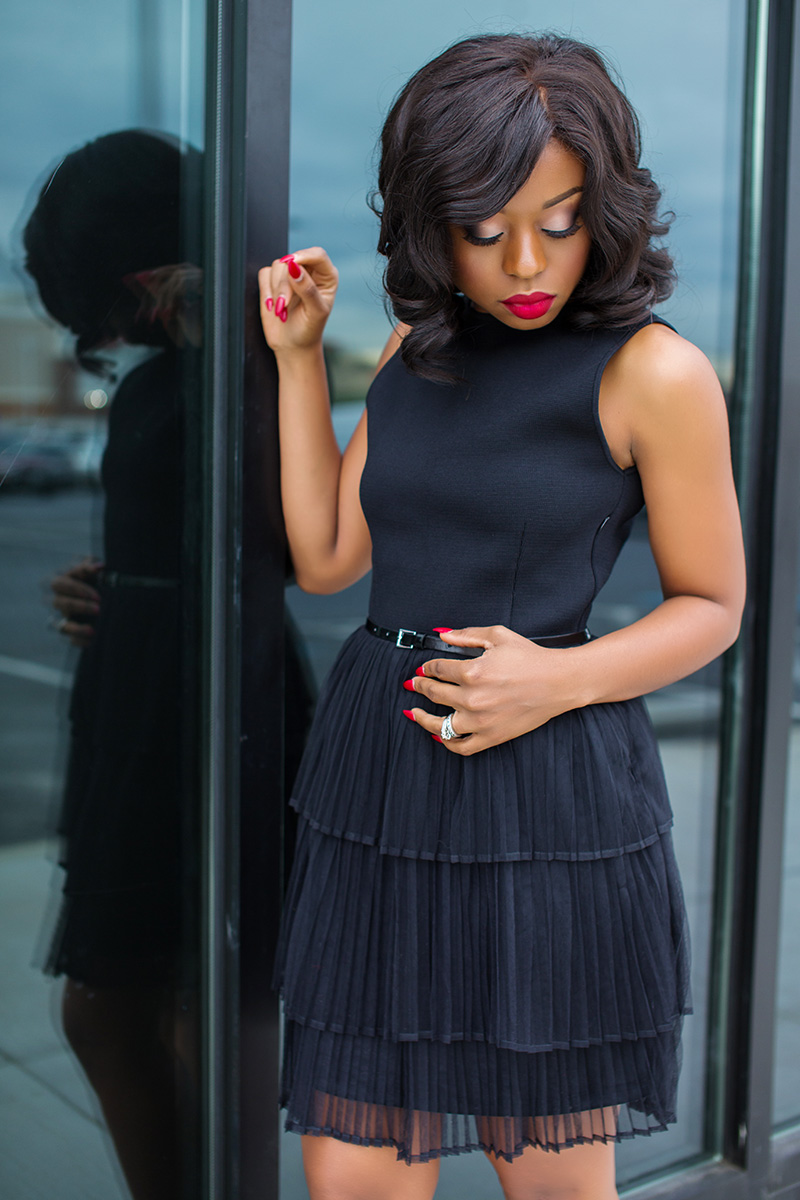 Little black dress, www.jadore-fashion.com