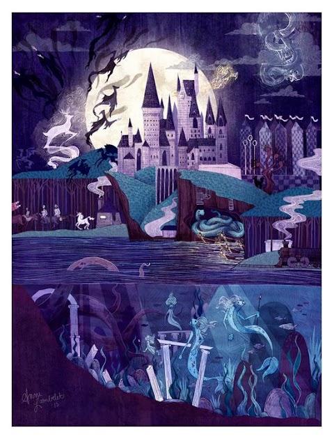 Harry Potter Fan Art