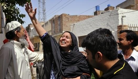 Protestan por detención de cristianos en Pakistán