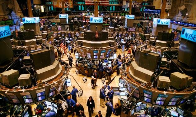 ตลาดเงินตราต่างประเทศ