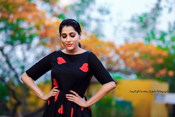 Rashmi Gautam looks stunning in shoot by Sandeep Gudala