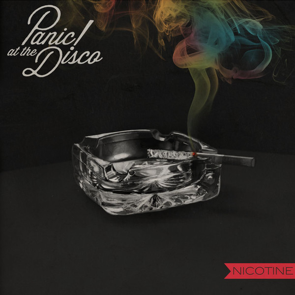 Panic! At the Disco - Nicotine - EP Cover