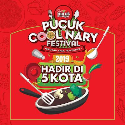 Acara Pucuk Coolinary Festival 2019