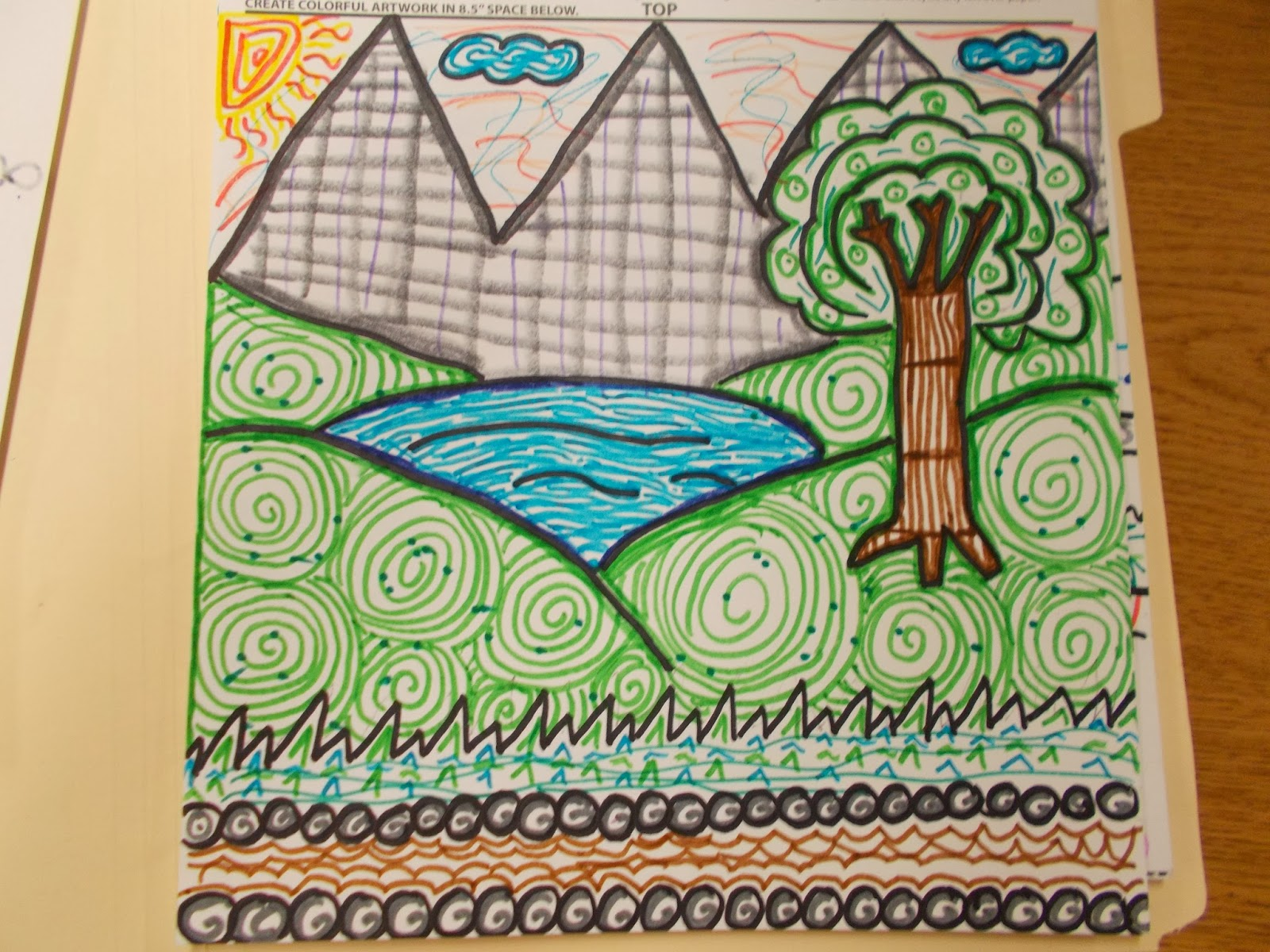 Mrs Pierce S Polka Dot Spot 5th Grade Square 1 Art