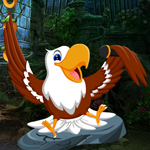 G4K Cute Eagle Rescue Game