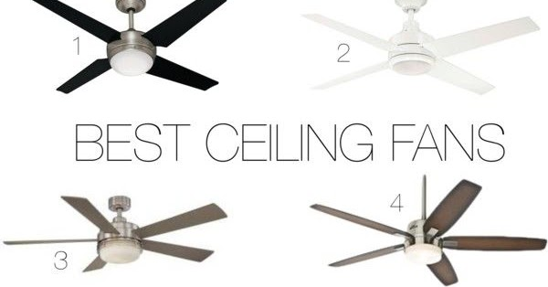 Stacy Charlie Best Ceiling Fans Under 200