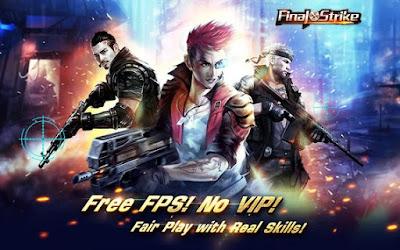 Game FPS Android Terbaik Terbaru Terpopuler - Blaze of Strike