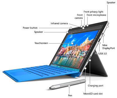 Surface Pro 4 Manual