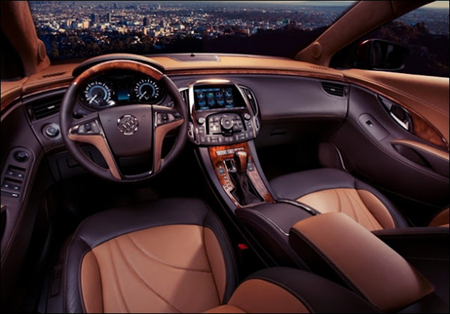 2019 Buick Lacrosse Review, Release date, Pictures, Interior