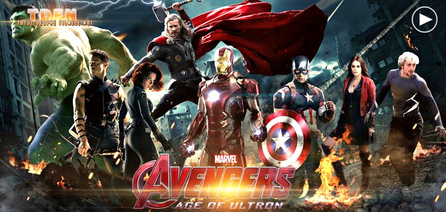 The Avengers: Age Of Ultron, este incontestabil unul din cele mai aşteptate filme ale anului 2015.